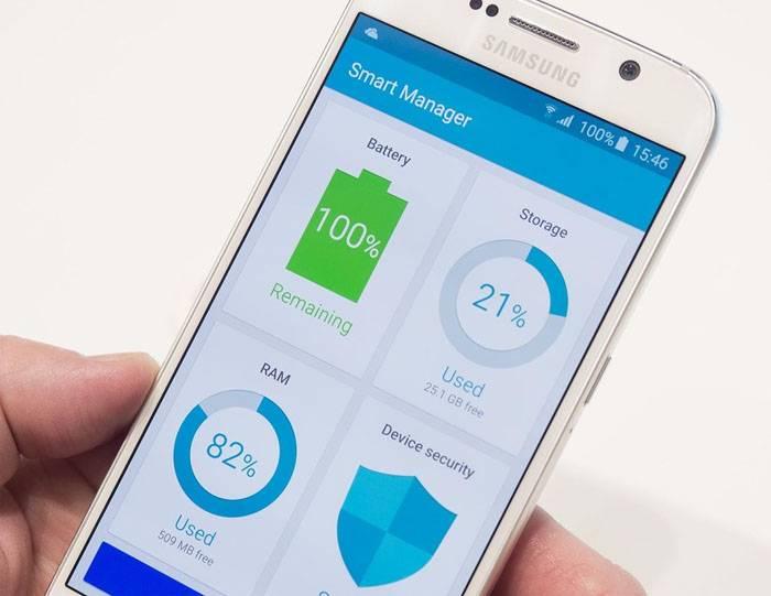 Samsung Galaxy S6 Performance