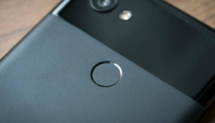 pixel-2-fingerprint-scanner