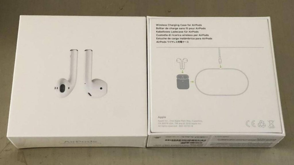 AirPods AirPower reference