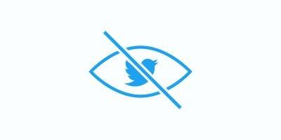 Twitter-Hides