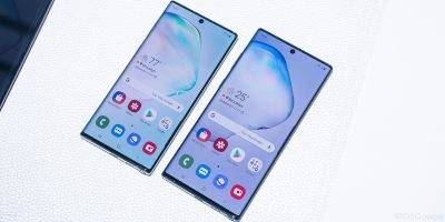Note 10 vs Note+