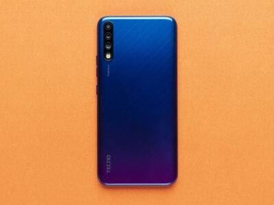 TECNO Phantom 9 back design