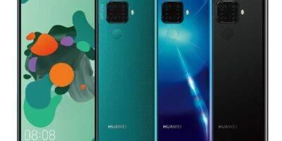 Huawei Mate 30 Lite Full