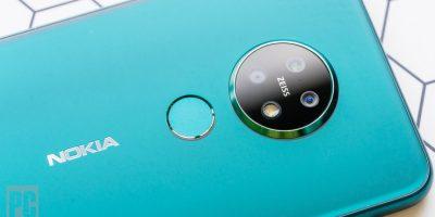 Nokia 7.2 camera
