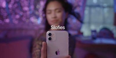 Slofies