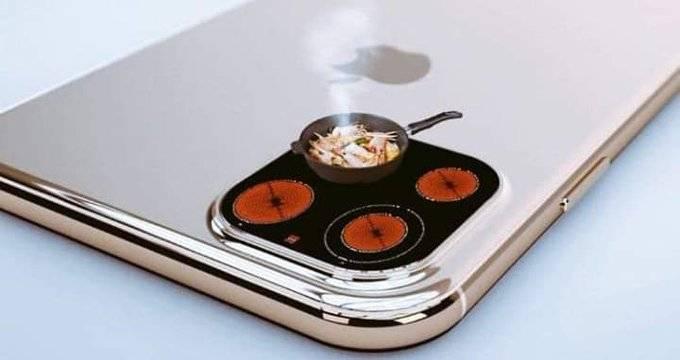 iPhone 11 camera puns