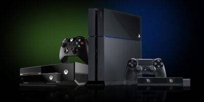 Xbox One- PS4