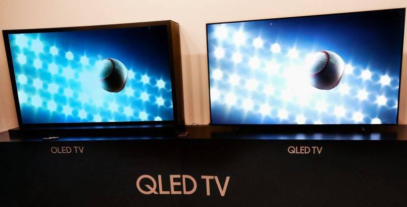 QLED Tv- brightness