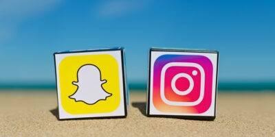 instagram-and-snapchat coronavirus