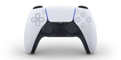 DualSense-PlayStation 5