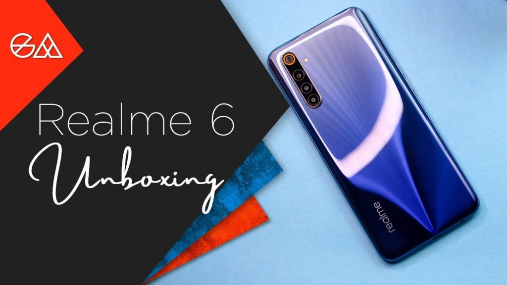Realme 6 Unboxing and First Impressions – Wow!