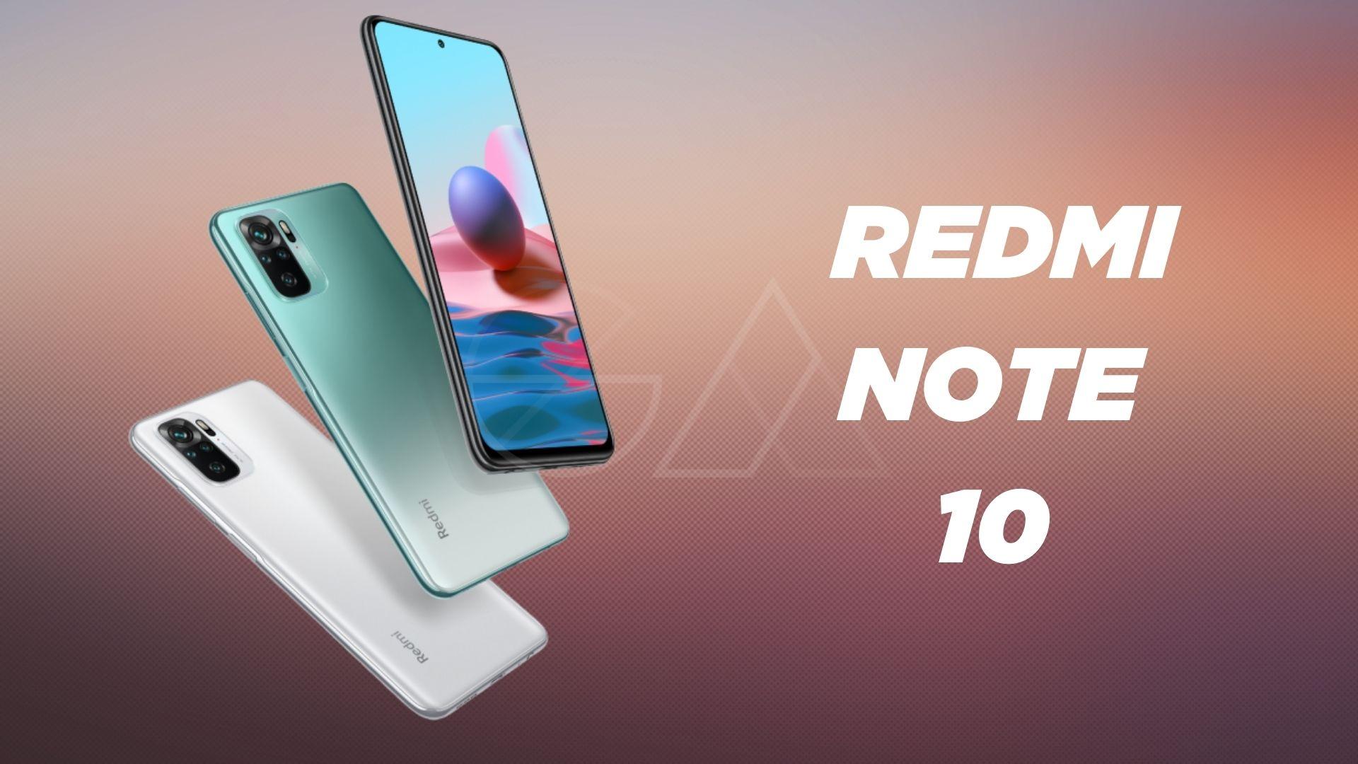 Xiaomi Redmi Note 10 in Kenya