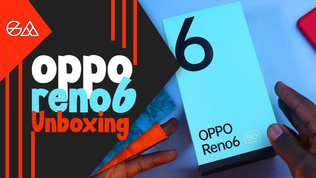 OPPO RENO6 Unboxing! Mind Blowing Colours!