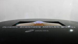Insane Tech: Samsung's New Stretchable TV Display
